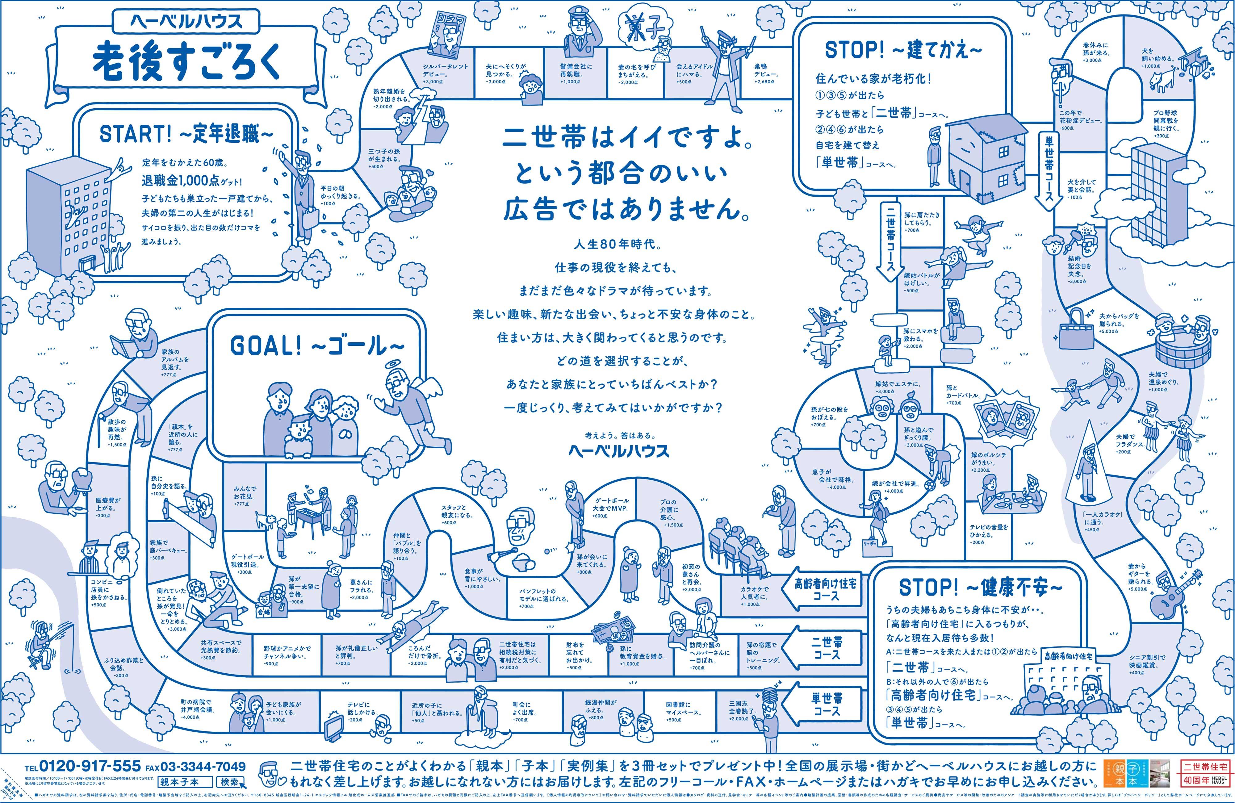 旭化成ホームズ新聞広告データアーカイブ